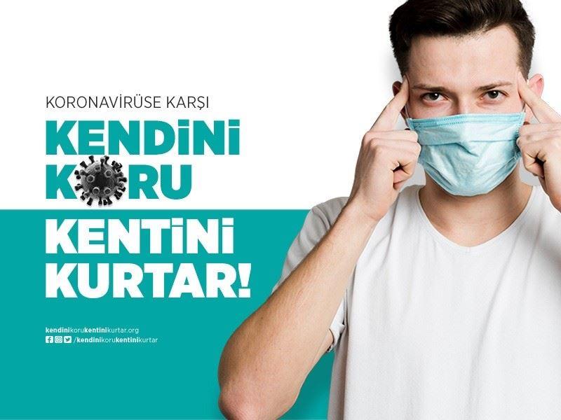Koronavirüse Karşı KendiniKoruKentiniKurtar